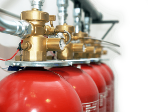 Dry Fire Suppression