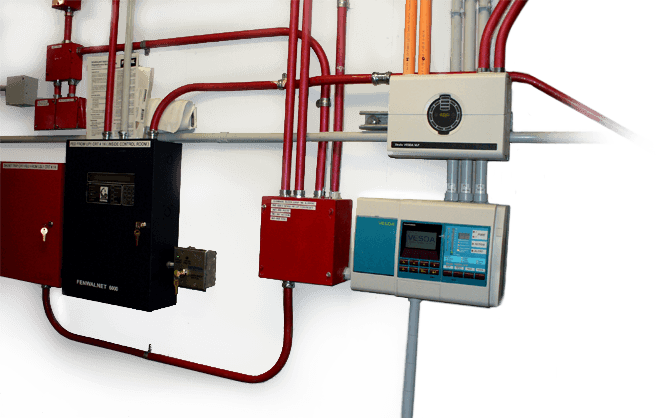 office fire protection systems