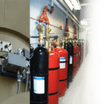 How a Fire Suppression System Can Help Save Your Business this Summer