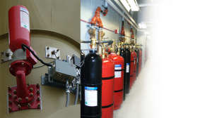 Clean Agent Fire Suppression Columbus