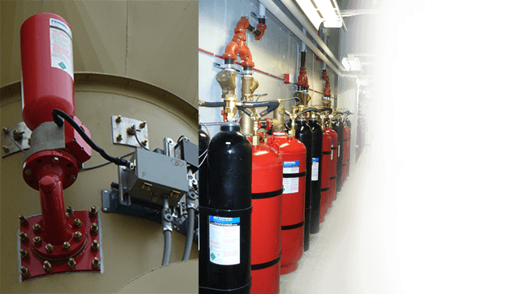 commercial fire suppression akron