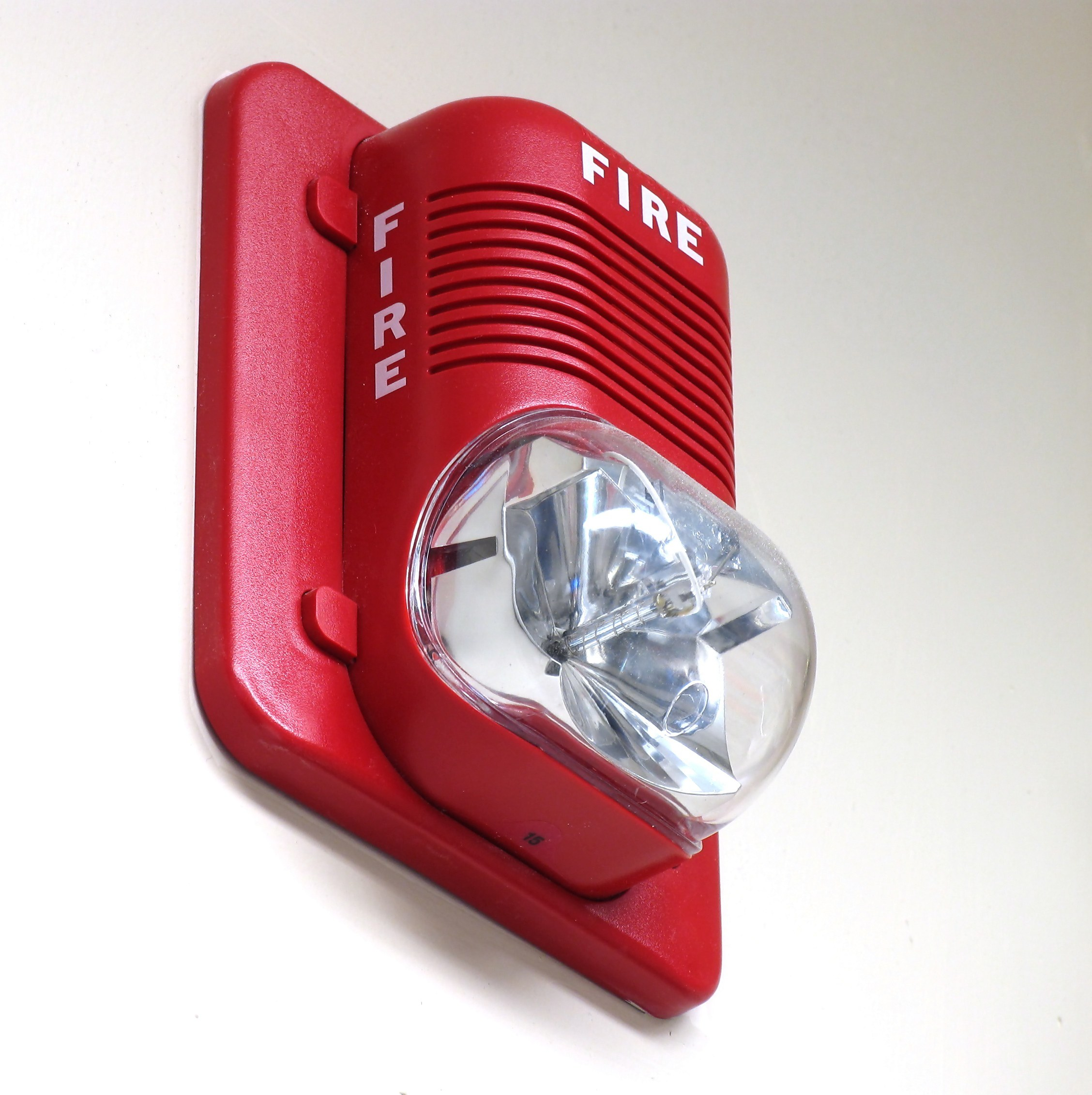how to stop my fire alarm from beeping