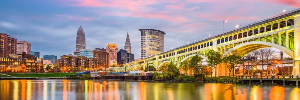 Hard Fire Suppression Services protects the city of Cleveland OH.